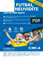 Nové Digi TV - Programy | Media Companies Of The United