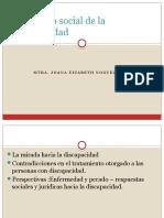 El Modelo Social de La Discapacidad (1)