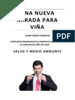 Programa (Salud y Medio Ambiente)