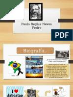 Biografia Freire