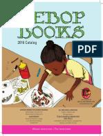Bebop Books Texas Catalog