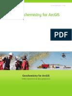 Geo Chemistry for Arc Gis