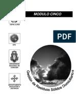 Modulo5 Gestion de Residuos Solidos Domiciliarios