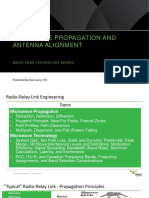 Microwave Propagation and Antenna Alignment %2Dslides%28pdf%29
