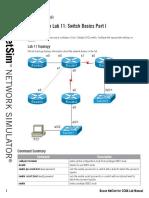Basic Switch Part1