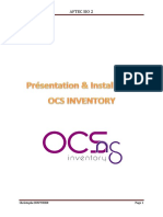 presentation installation ocs