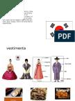 Presentación Corea