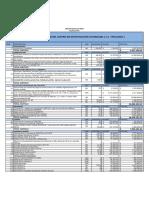 Nuevo Presupuesto Cic 2015