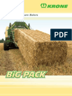 Big Pack Baler Leaflet