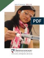 2012-13 Undergraduate Catalog