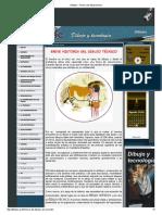 Ditbutec - Historia Del Dibujo Técnico