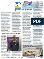 Pharmacy Daily for Thu 01 Sep 2016 - ACT pharmacies quit help, Blackmores expands SEA, Prepare for live review webcast, Travel Specials and much more