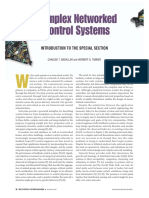 Articulo Complex Networked Control Systems
