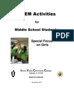 stem activities handbook