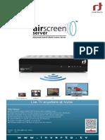 SP-IDL400s AirScreen Server (EnV190313)