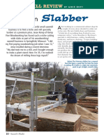 Peterson Slabber From Back Issue April 2016 - Sawmill and Woodlot