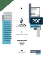 Brochure Soluciones topograficas mineras y geologicas