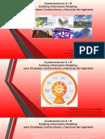 Implementación BIM Para Empresas Jaime Guzmán Delgado Consultor BIM Building Information Modeling Chile