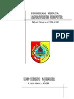 Program Kerja Labkom Smp4 2014