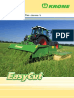 Mounted Disc Mowers
