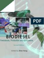 eBook - Biodiesel. Feedstocks, Production and Applications - 2016 - Zhen Fang - 2 Edición