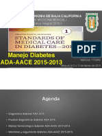 Manejo Diabetes 2015 Terrones