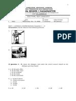 Soal Uas Kelas x Sma 06 07