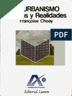 ▪⁞ Francoise Choay - EL URBANISMO (Utopias y Realidades) ⁞▪AF.pdf