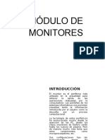 Modulo Monitores