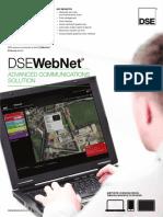 DSEWebNet Data Sheet (USA)