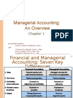 Management Accounting Chapter 1
