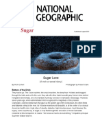 sugar - national geographic - august 2013 - my pdf