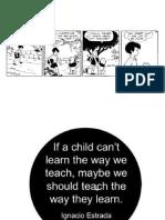 Summary of Eight Ways of Teaching