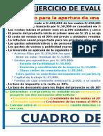 Clase 8 - Ejercicio Adicional Evaluacion de Proyectos