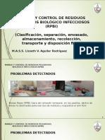 Manejo de Residuos Peligrosos Biologico Infecciosos NOM 087