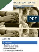 Ingenieria de Software sistemas