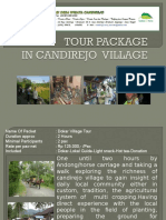 Package in Candirejo Village