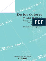Guagliardo, V. De los dolores y las penas. Ensayo abolicionista y sobre objeción de conciencia.pdf