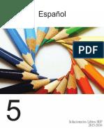 Español. 5°.pdf