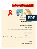 Proyecto Salud Sexual