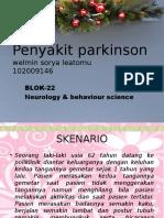 Ppt 22 Parkinson Well