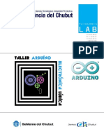 Cartilla Arduino