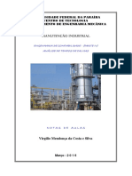 Manutenção Industrial 2015 2 - Parte VIII