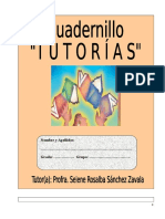 cuadernillo tutorias