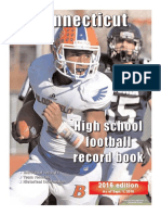 2016 CT Football Record Book