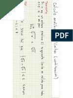 Cálculo Analítico de Límites (Continuación)