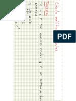 Cálculo Analítico de Límites