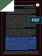Calidad Negocio PDF