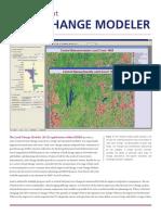 Land Change Modeler Spotlight IDIRIS