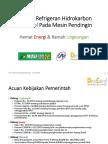 Retrofit Refrigeran Hidrokarbon v1.0